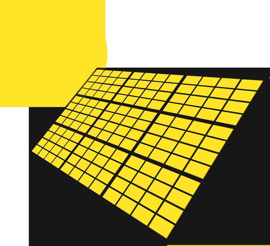 solar module and sun