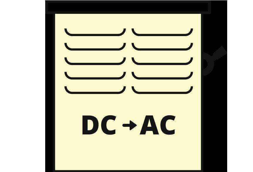 power inverter graphic