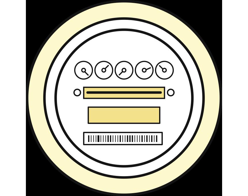power meter graphic