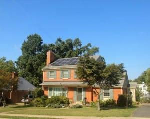 Solar PV residential in Arlington VA (Virginia)