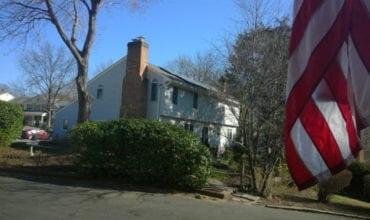 Solar panels installed in Virginia
