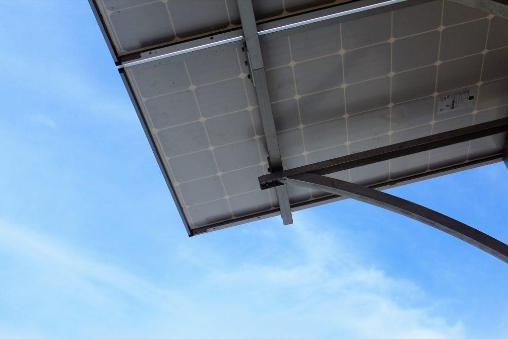 Solar Awning In Washington Dc Ipsun Power