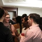 Green Drinks at the Watergate- Ipsun Power