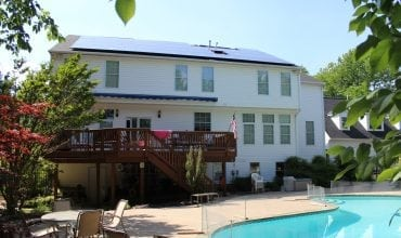 2 Save money with Solar panels in Virginia