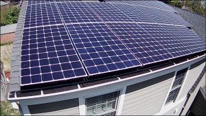 Solar panels in Virginia - Ipsun Power