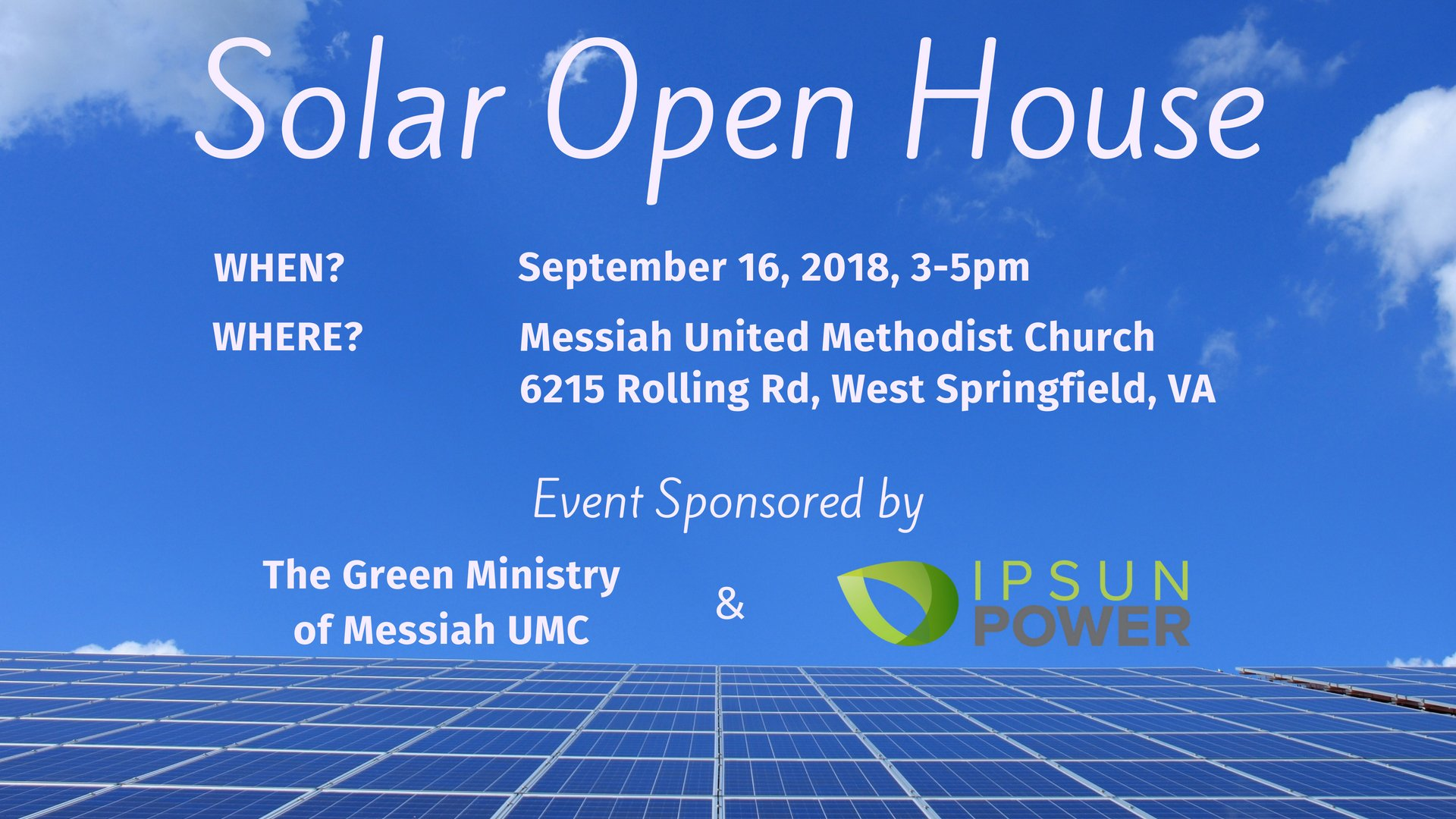 Solar Open House_Facebook Post 2